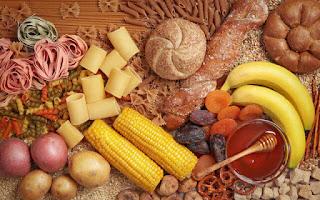 Varios carbohidratos
