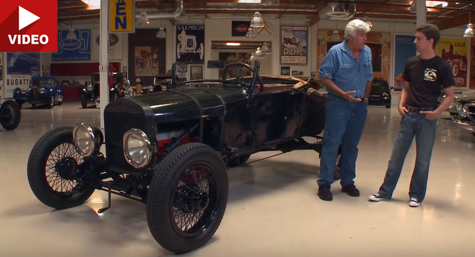 Jay Leno Drives The Car That Changed The World, The Ford Model T