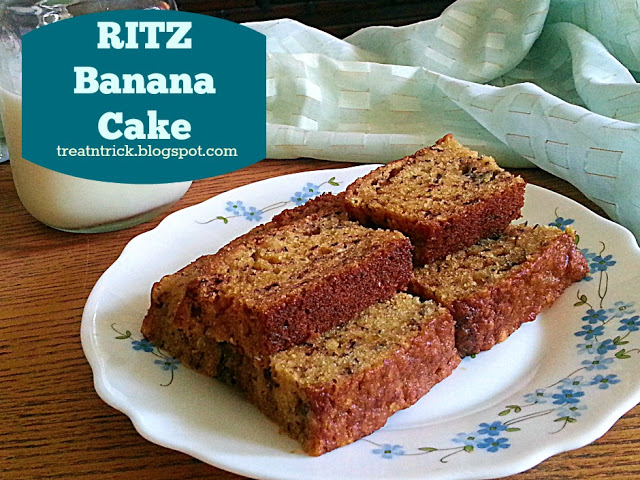Treat & Trick-Recipe-Banana Bread-From My Front Porch To Yours-Treasure Hunt Thursday
