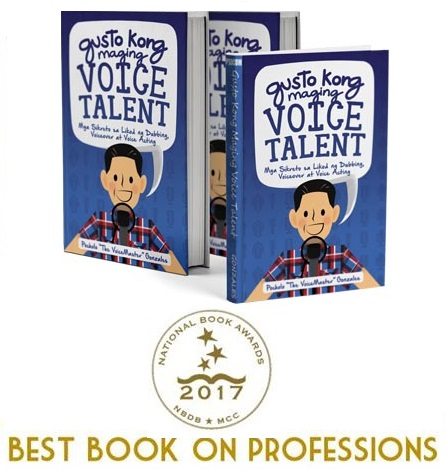 Voice Acting Book