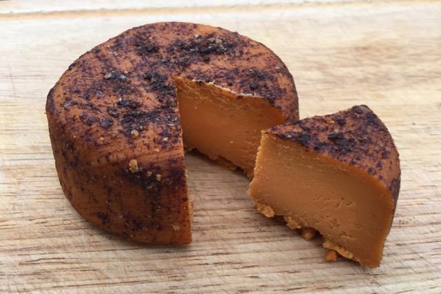 Nutcrafter Creamery Aged Gomasio Cheese