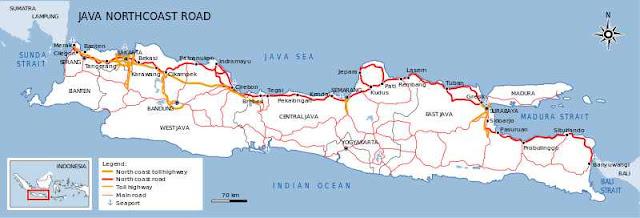 jalan nasional indonesia