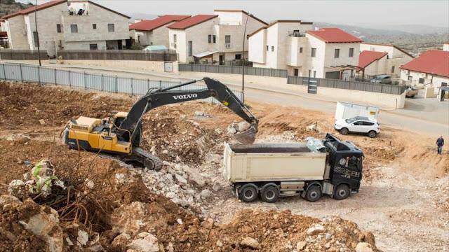 Israel presta $1 millón para viviendas ilegales en Cisjordania