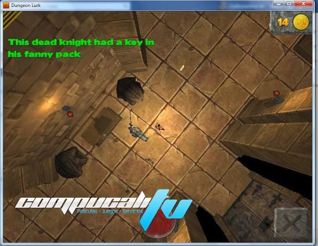 Dungeon Lurk PC Full