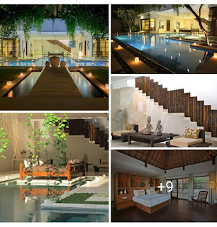 4 bedroom villa in Seminyak leasehold