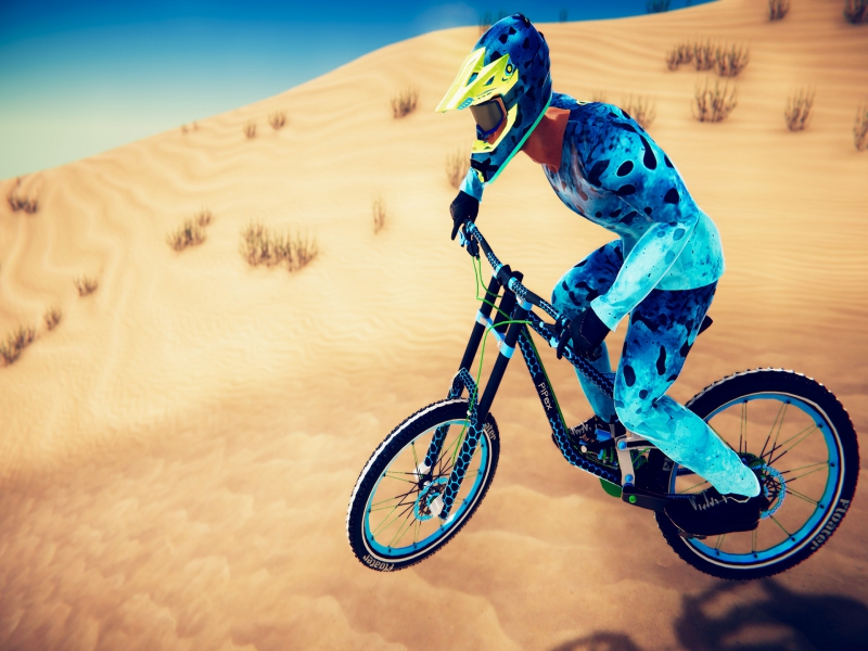 Descenders Highly Compressed Free Download