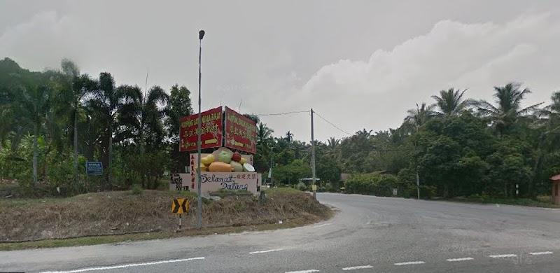 Jalan Pintas Teluk Intan ke Sungkai Melalui Kampung Baru Kuala Bikam
