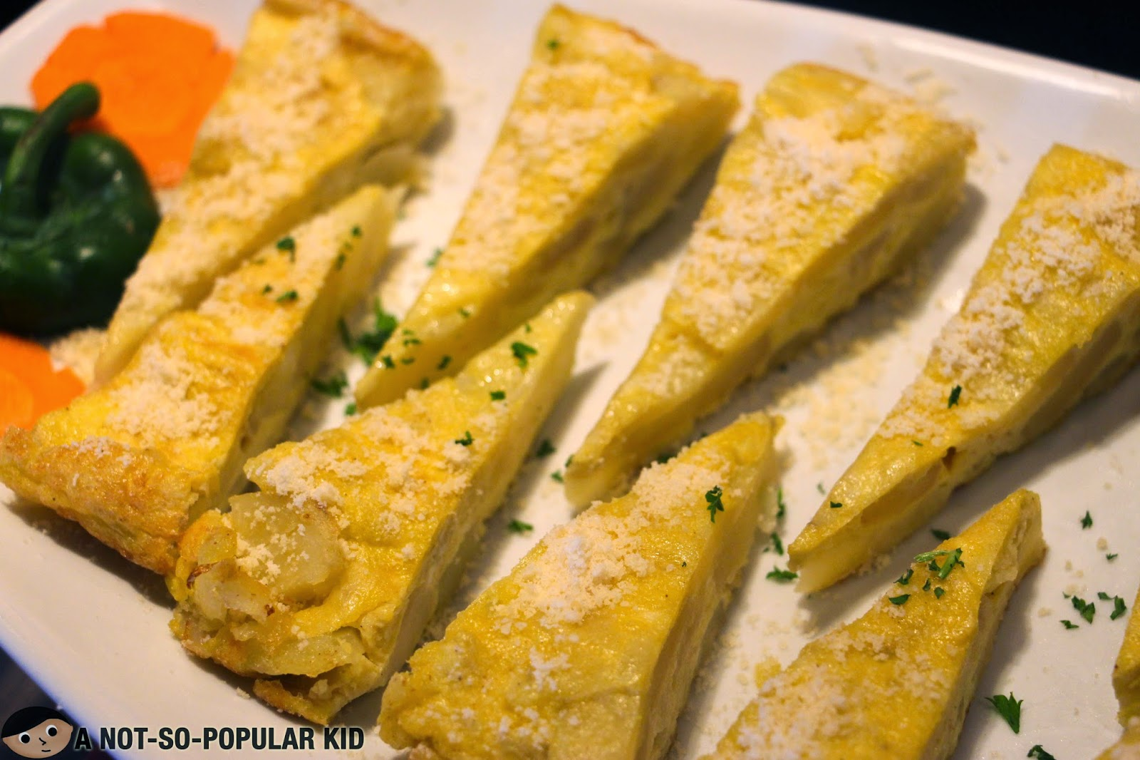 Tortilla Espanola - Traditional Spanish Potato Omelet