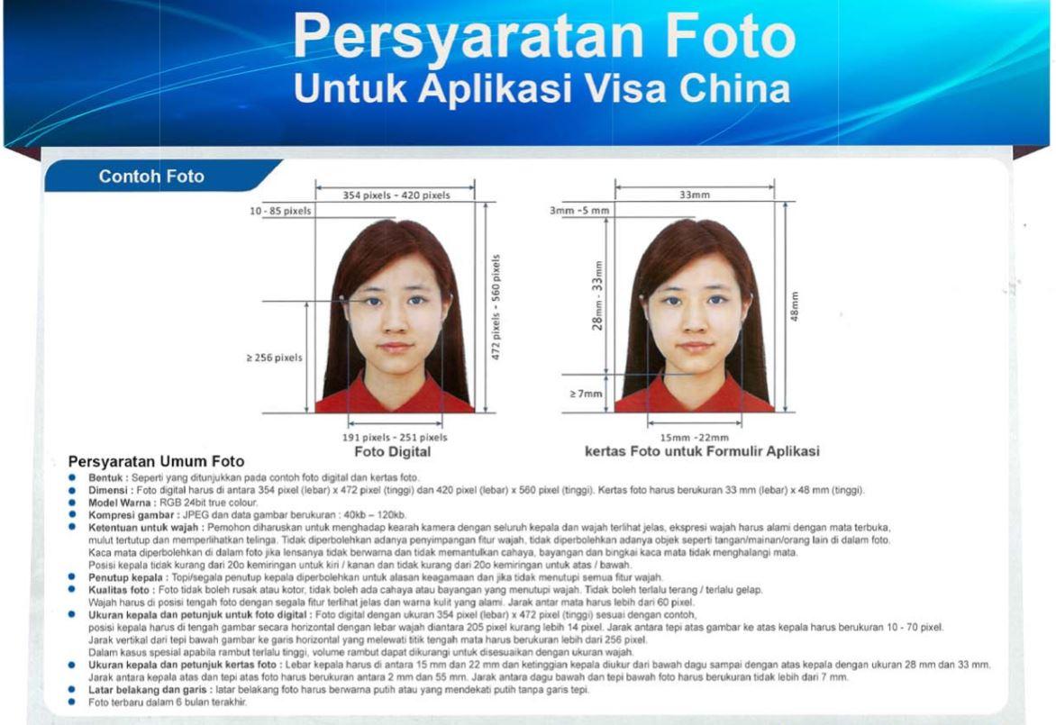 Unduh 510 Background Foto Visa China Gratis