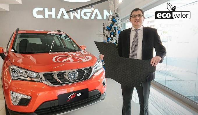 Changan destaca por sus proyectos de responsabilidad con el medio ambiente