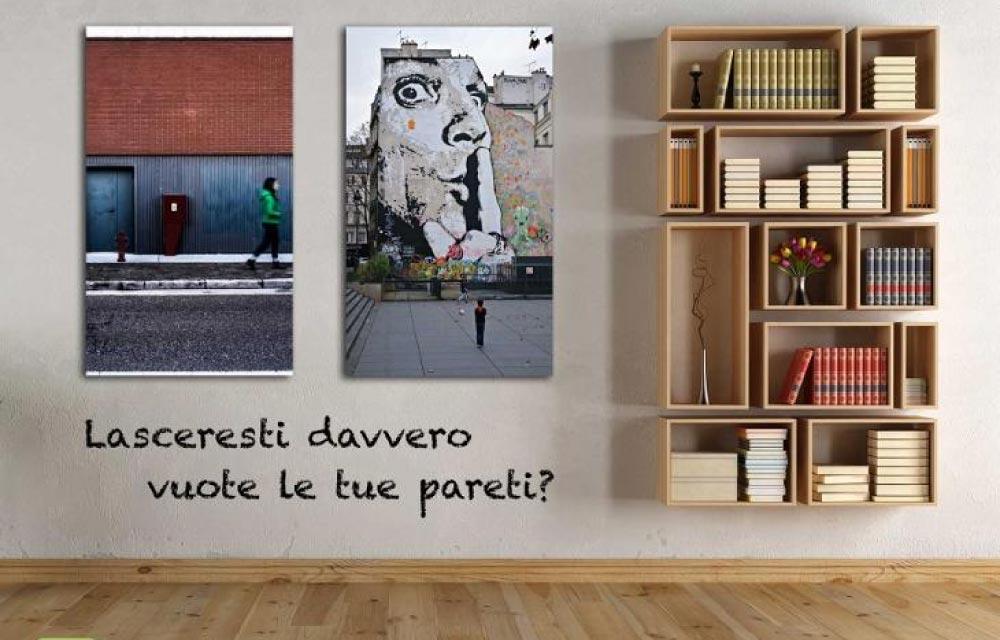 Quadri stampe su tela e poster per decorare le pareti for Quadri per pareti