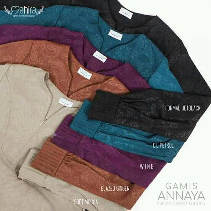 Gamis Annaya Fursan Export Quality