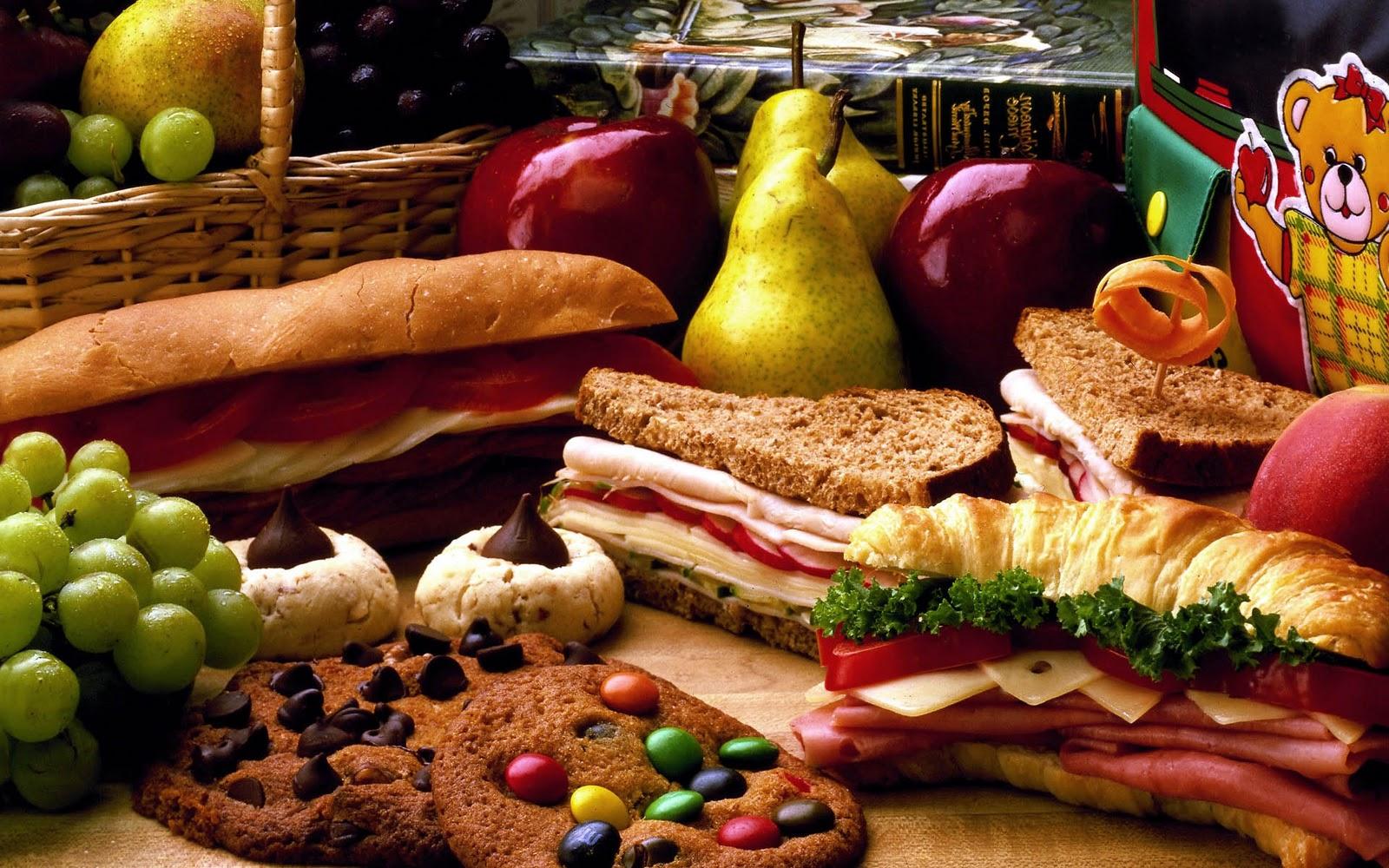 Eten achtergronden hd wallpapers - Snack eten ...