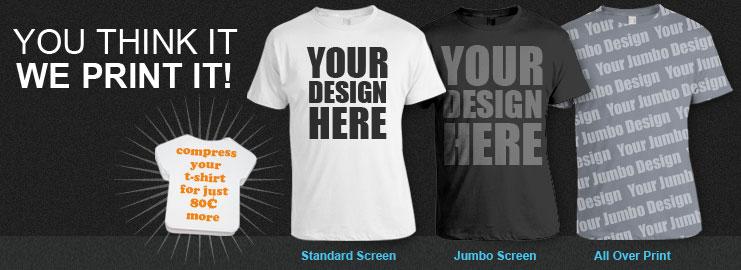 TeeDaddy T Shirt Printing: Cheap tshirt Printing Manchester