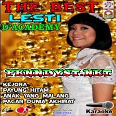 Lesti Andryani - The Best Lesti D'Academy (2015) Album cover