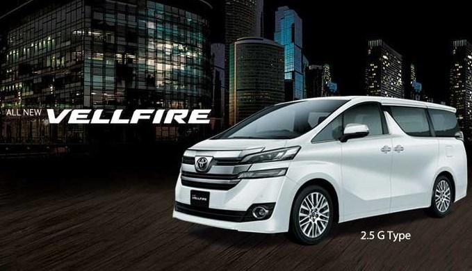 Harga Mobil All New Vellfire Head Unit Grand Avanza Toyota Terbaru Otr Bandung Promo Dan