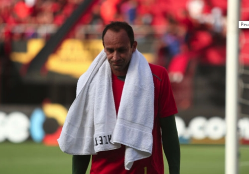 goleiro Magrão do Sport
