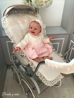 funda silla inglesina clásica beige crema