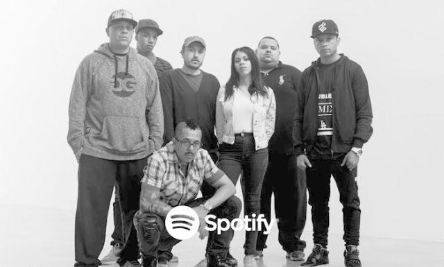 """RZO + Sabotage e Filhos do Sabotage + Negra Li em parceria com o Spotify lançam a musica """"Neural"""""""