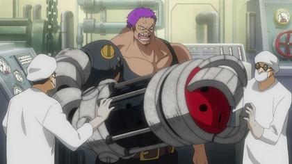 เซ็ตโต้กับอาวุธใหม่ @ One Piece