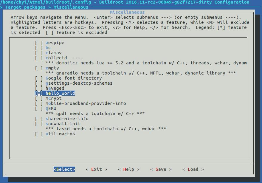 Linux Kernel Hacks: BuildRoot 사용법 요약[기초편]