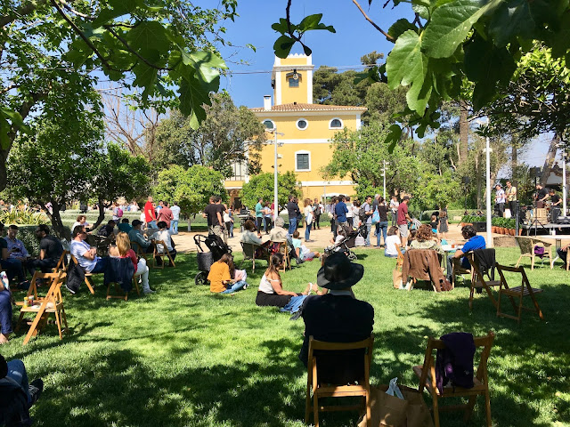 La I Edición del Festival de L'horta homenajea a la huerta valenciana en un gran evento en La Alquería del Pi