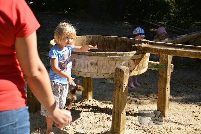 W Center Parcs Bispinger Heide znajduje się mnóstwo atrakcji dla dzieci i dorosłych