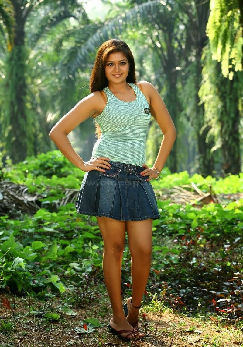 Hot Mini Skirt