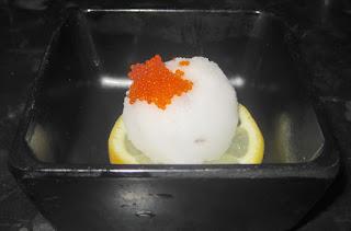 Caviar Sorbet