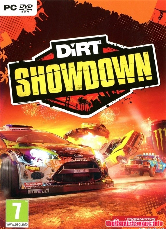 Download Game DiRT Showdown – FLT Full crack Fshare