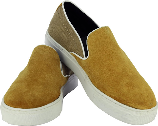 Alberto Torresi Saputo Yellow Casual Shoes - Price Rs. 2995