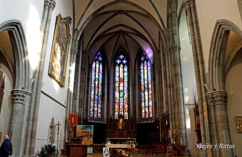 Iglesia de San Gregorio, Ribeauvillé
