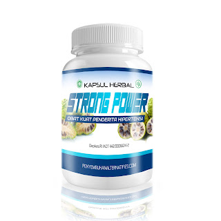 Strong Power - Obat Kuat Herbal Khusus Penderita Hipertensi