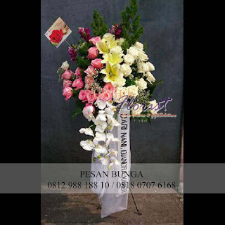 toko bunga dijakarta utara, florist jakarta, jual bunga papan murah, kirim bunga ucapan, jual standing flowers bagus, jual standing flowers murah