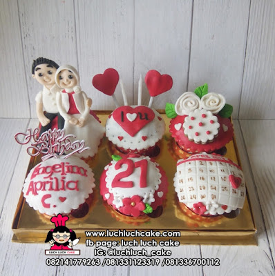 Cupcake Romantic for Couples