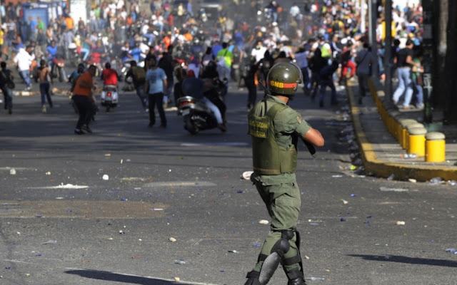 Προειδοποίηση : Χάος σαν αυτό της Βενεζουέλας μπορεί να έρθει και στην Ευρώπη