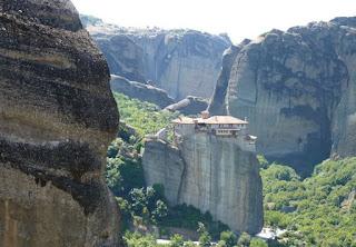 Meteora, Monasterio de Varlaam.