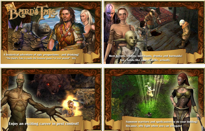 The Bard's Tale v1.6.5 APK