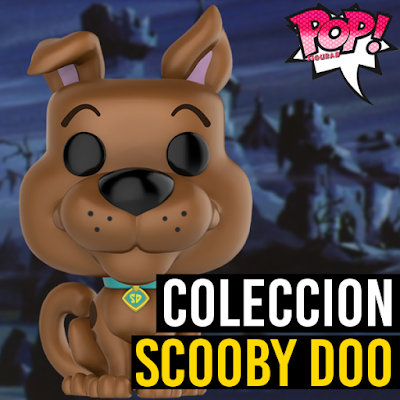 Lista de figuras funko pop de Funko POP Scooby doo