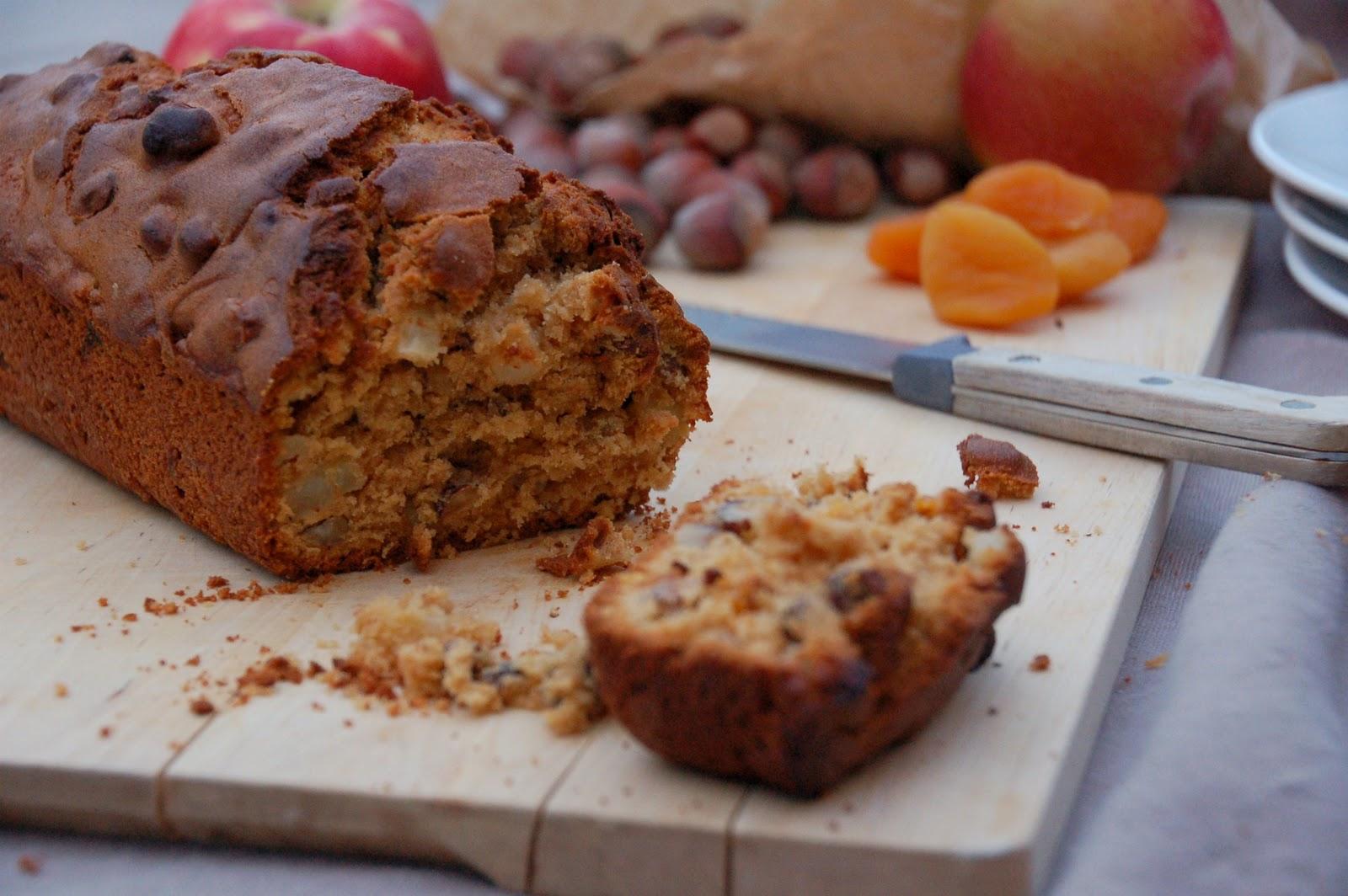 Cake Reconfort Fruits Secs