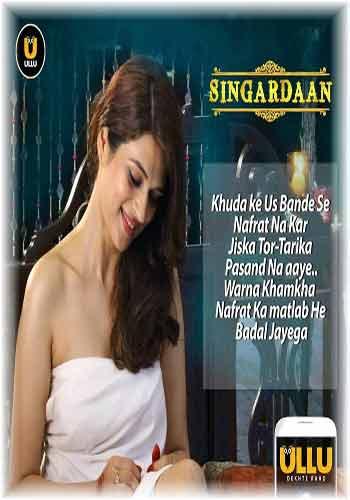 18+ Singardaan 2019 Episode 03 720p HDRip Poster