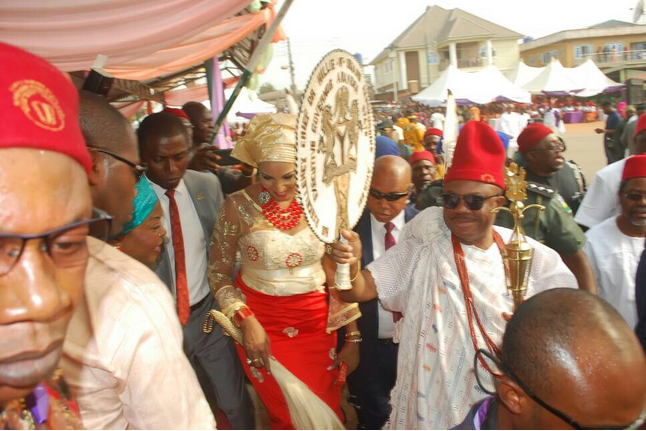 Bianca-Ojukwu-Chieftaincy-title-in-Aguleri