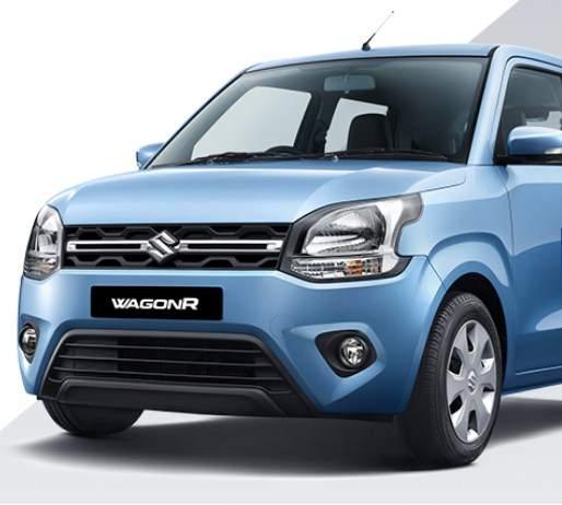 New Suzuki Wagon R 2019 Design Eksterior