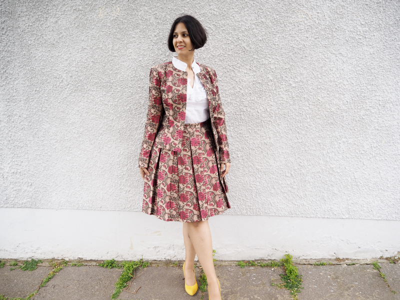 Joe Browns Matching Blazer and Full Skirt