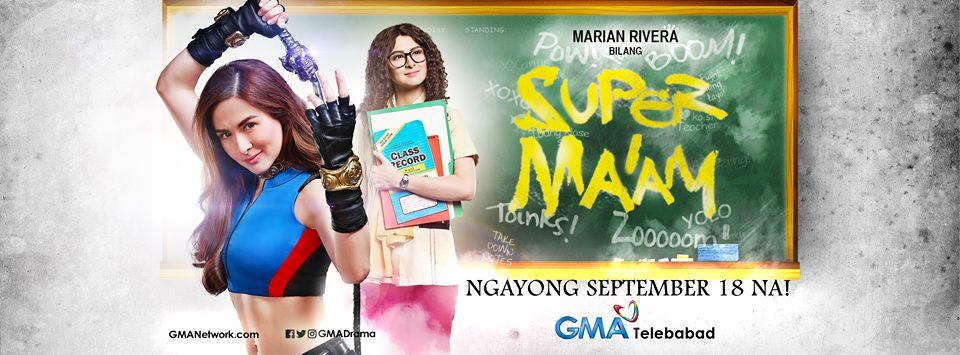 Super Ma'am November 30 2017