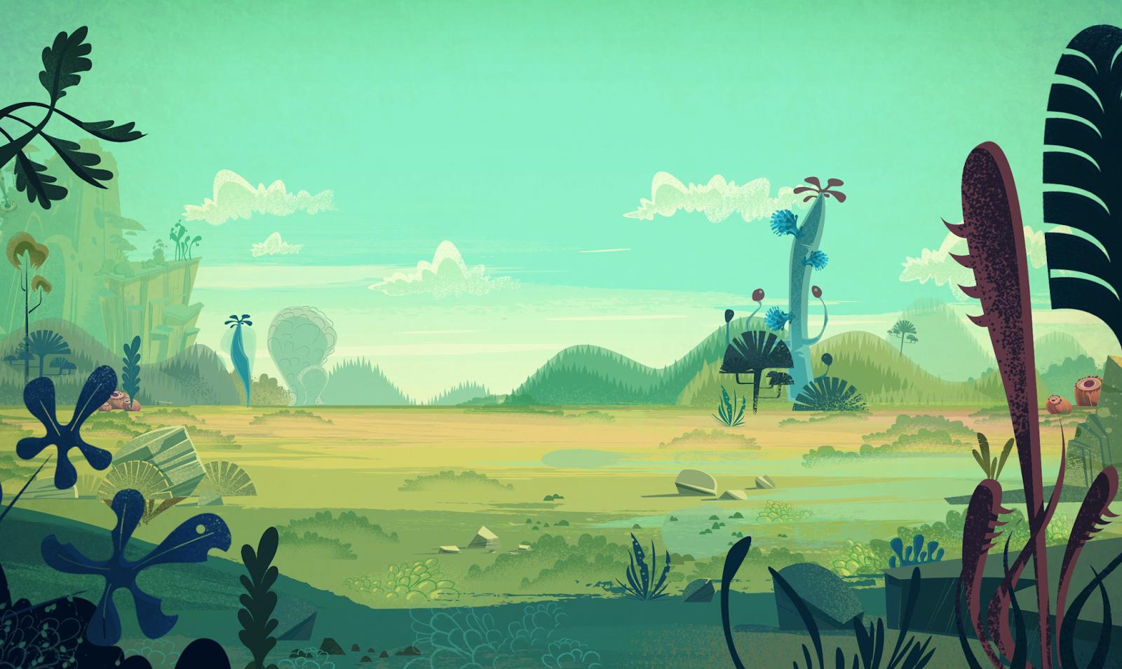 Wallpaper Illustration Graphic Design Roar Movie: JAMES GILLEARD: 11/01/2015