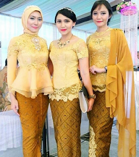 Kebaya Modern Rok Batik
