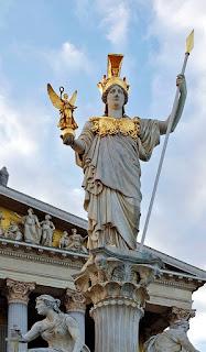 The Athena Fountain (Pallas-Athene-Brunnen)