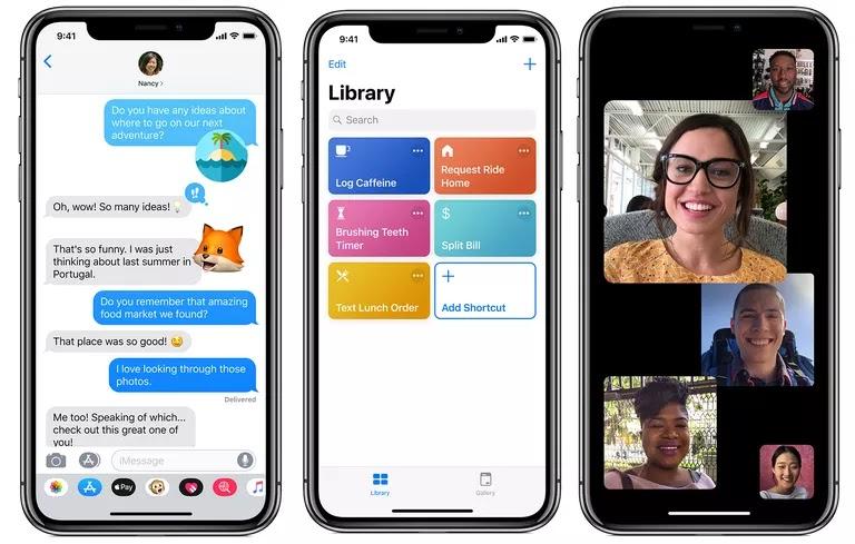 fitur facetime grup baru di iOS 12
