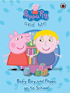 Personalised Peppa Pig Book from Penwizard